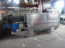 Second hand stainless steel rib