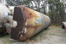 20,000 Gallon Stainless Steel V