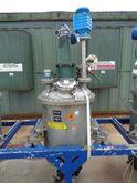 300 Litres Stainless Steel Vert