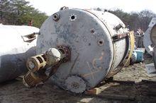 2,000 Gallon Stainless Steel Mi
