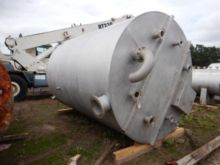 5,700 Gallon Stainless Steel Ve