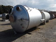 3,750 Gallon 316L Stainless Ste