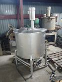 Second hand stainless steel mix