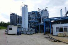 8600 kW 11000 Volts Biomass Pla