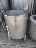 130 Litres Stainless Steel Vert