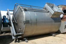 7,000 Gallon Stainless Steel Ve
