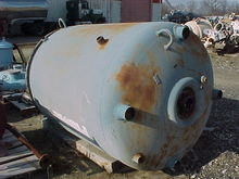 500 Gallon 25 FV Internal, 95 J
