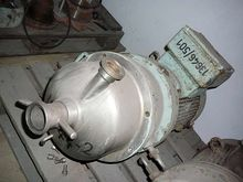 Used MIXER PUMP WEST