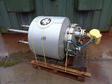 160 Litres 316L Stainless Steel