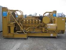 Used 1250 KW 480V 60
