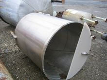 250 Gallon Stainless Steel Tank