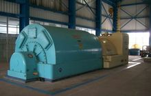 Used 25000 KW 850 PS