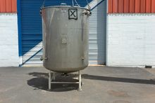 Used 700 Gallon Jack