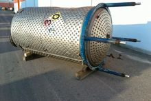 1,200 Gallon 304 Stainless Stee