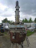 glasslined reactor by FAGARAS w