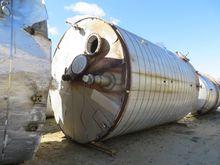 15,200 Gallon Stainless Steel V