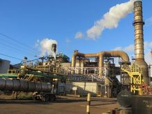 3500 kW Cogeneration Plant #V81
