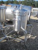 50 Gallon Stainless Steel Verti