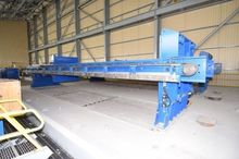DELKOR FILTER PRESS. 1500MM X P
