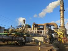 36.5 power cogeneration plant i