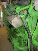 637 kW Jenbacher 250 Volts Gene