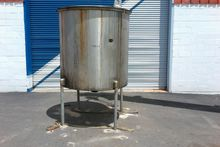 Used 500 Gallon Stai
