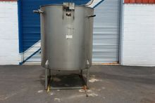 Used 500 Gallon Tank