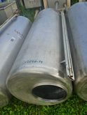 1000 Liters Stainless Steel Ver