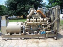 Used 750 KW 480V 60H