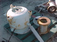 Used 10 Gallon 150 F