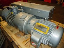 180 CFM 10 HP Busch Model RA0.2