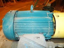 Used 100 HP 1160 RPM