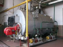 9920#/Hour Fakop Steam Boiler #