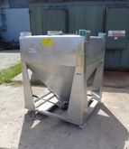 1,000 Liter IBC Stainless Steel
