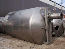 5,000 Gallon 304 Stainless Stee
