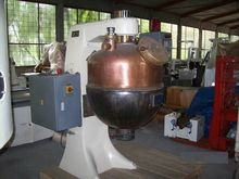 300 Liters Jacketed Mixing Pan