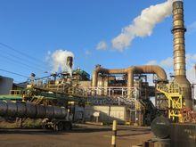 36500 KW Cogeneration Plant wit