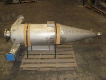 85 Gallon Stainless Steel Tank,