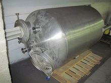 1000 Litres Stainless Steel Ver