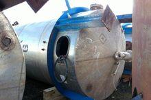 5,000 Gallon Stainless Steel Ve