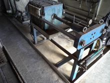 CHAMBER FILTER PRESS MADE BY AN