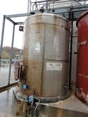 2,500 Gallon 316L Stainless Ste