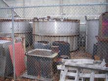 6,000 Gallon Stainless Steel Ta