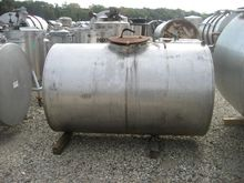 Used 500 Gallon 304
