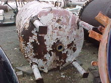Used 500 Gallon, 46″