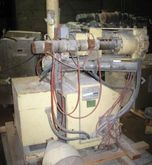 1″ Actual Single-Screw Extruder