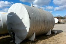 11000 Gallon 304L Stainless Ste