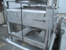 14 Cubic Foot GEI Sanitary Stai