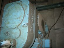 Used 15.00HP 118RPM