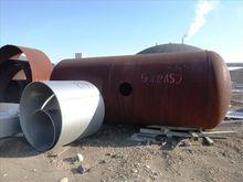 500 Gallon Carbon Steel Vertica